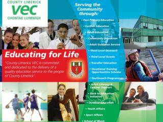 Friends from China Cead Mile Failte Co. Limerick VEC