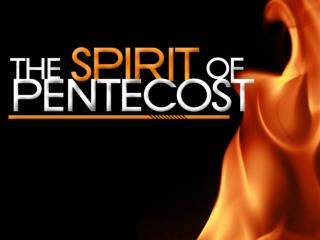 "Pentecost  & ""The Book of Ruth"""
