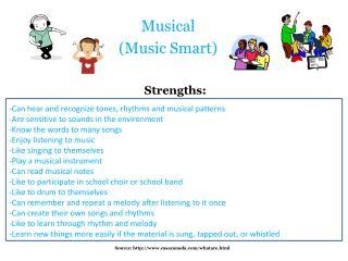 Musical (Music Smart)