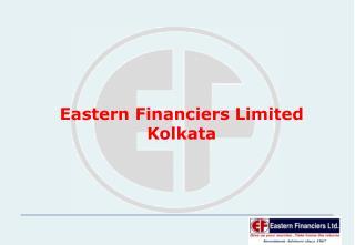 Eastern Financiers Limited Kolkata