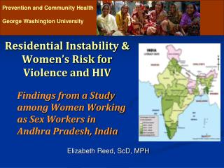 Residential Instability & Women's Risk for Violence and HIV