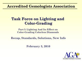 Accredited Gemologists Association