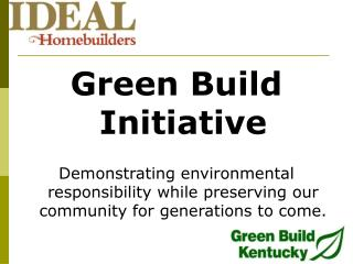 Green Build Initiative