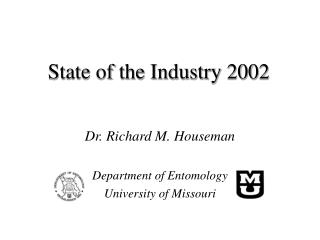 State of the Industry 2002