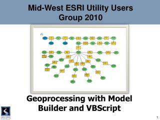 Geoprocessing with Model Builder and VBScript