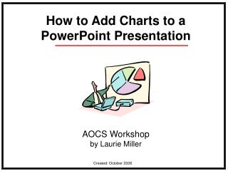 How to Add Charts to a PowerPoint Presentation