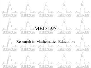 MED 595