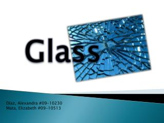 D�az, Alexandra #09-10230 Mata, Elizabeth # 09-10513