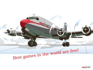 Best games in the world are free!