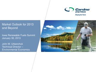 2012 was a challenging year for renewable fuels