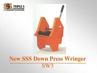 New SSS Down Press Wringer SW3