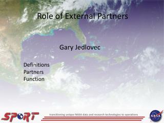 Gary Jedlovec