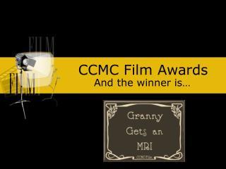 CCMC Film Awards