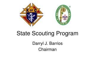 State Scouting Program