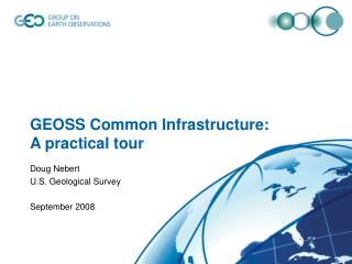GEOSS Common Infrastructure: A practical tour