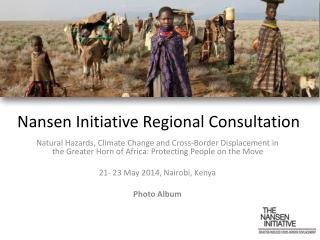 Nansen Initiative Regional Consultation