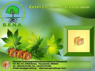 Balkan Environmental Association