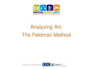 Analyzing Art: The Feldman Method