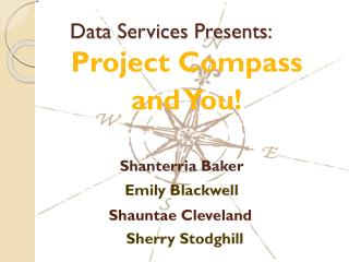Data Services Presents: