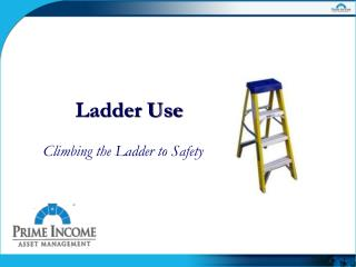 Ladder Use