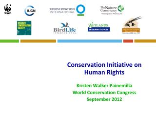 Conservation Initiative on Human Rights