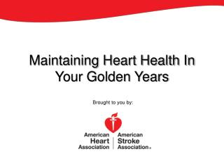 Maintaining Heart Health In Your Golden Years