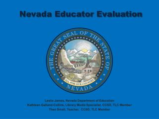 Nevada Educator Evaluation