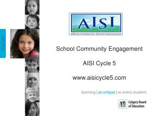 School Community Engagement  AISI Cycle 5 aisicycle5