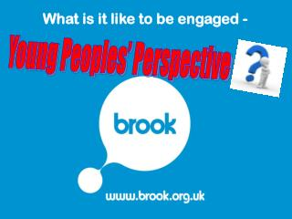 What is it like to be engaged -