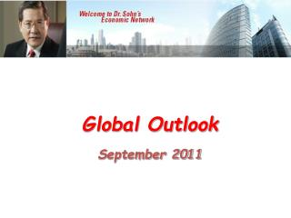 Global  Outlook  September 2011