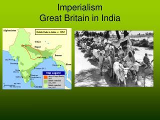Imperialism  Great Britain in India
