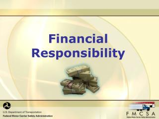 Financial Responsibility