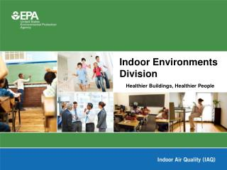 Healthier Buildings, Healthier People