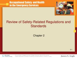 Review of Safety-Related Regulations and Standards