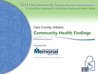 Community Health Findings