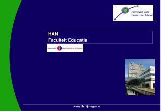 HAN Faculteit Educatie