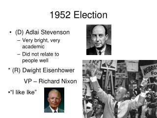 1952 Election