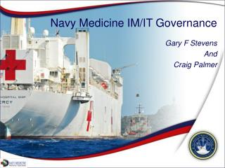 Navy Medicine IM/IT Governance