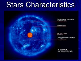 Stars Characteristics