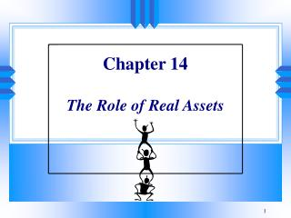 Chapter 14  The Role of Real Assets