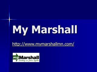 My Marshall