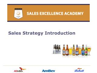 Sales Strategy Introduction