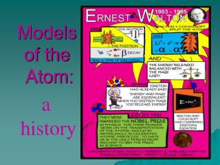 Models  of the  Atom: