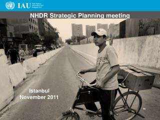 NHDR Strategic Planning meeting