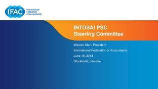 INTOSAI PSC Steering Committee