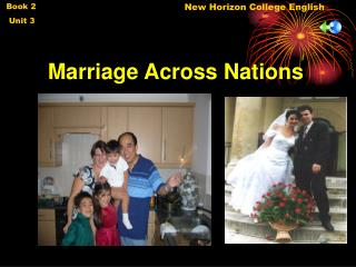 Marriage Across Nations