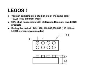LEGOS !