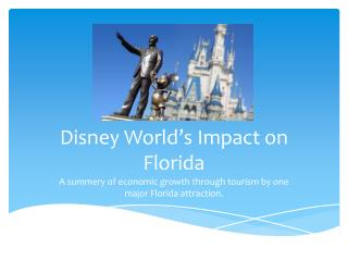 Disney World's Impact on Florida