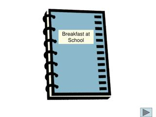 Breakfast at School