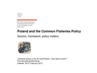 Poland and the Common Fisheries Policy